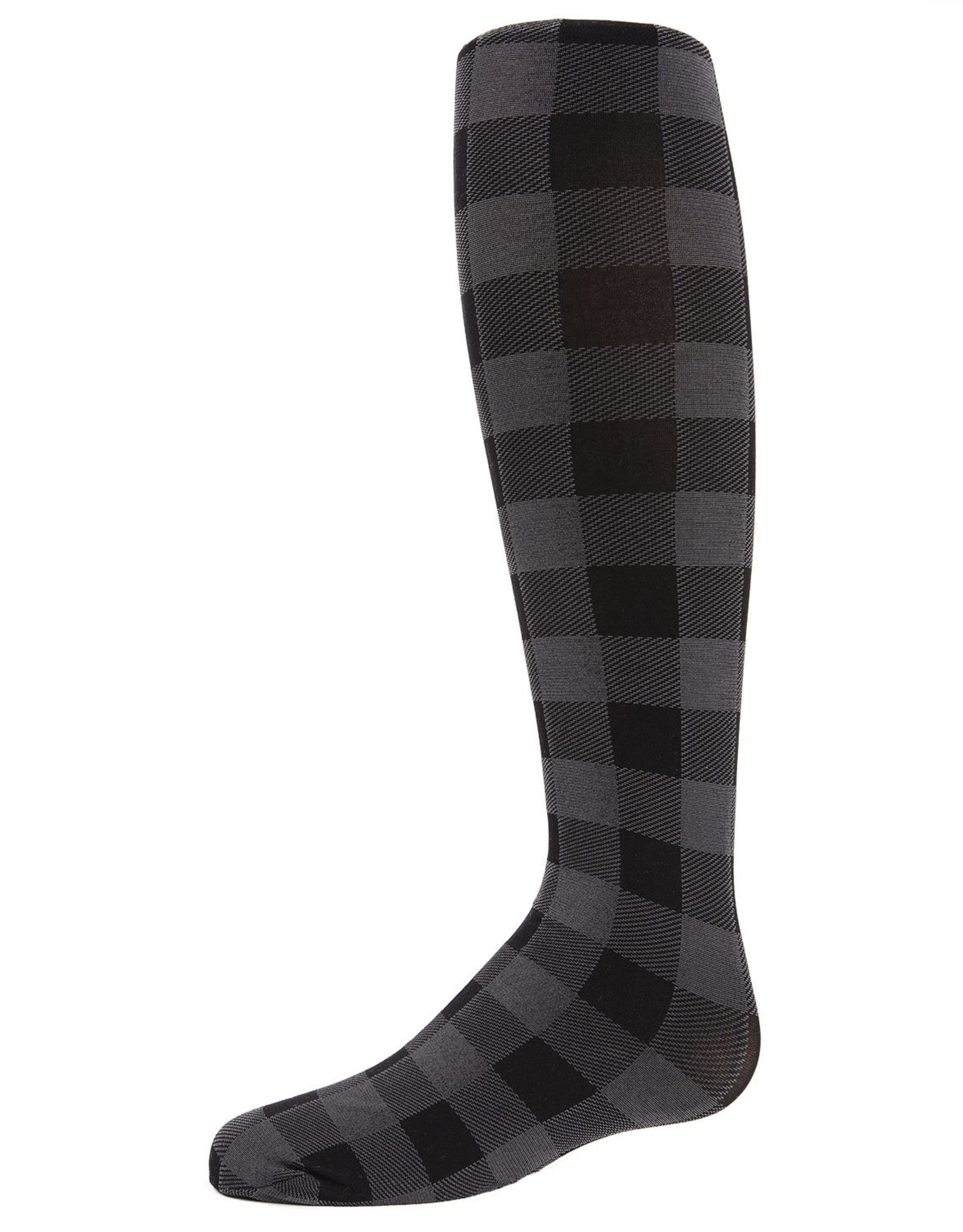 Memoi Memoi Checkerboard Opaque Tights