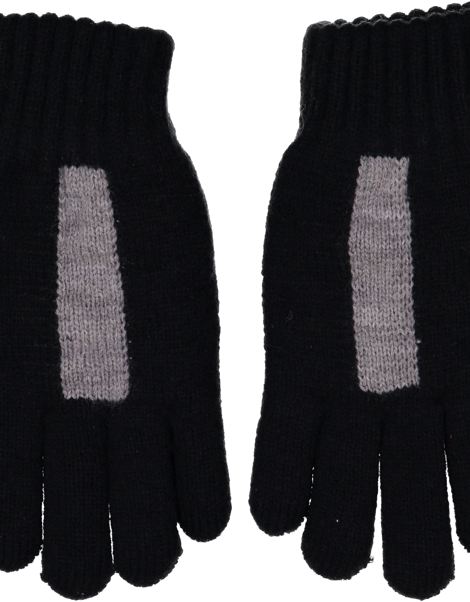 Dacee Dacee Center Stripe Boys Knit Gloves