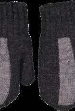 Dacee Dacee Center Stripe Boys Knit Mittens