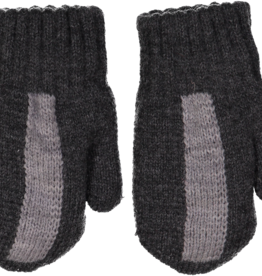 Dacee Dacee Center Stripe Boys Knit Mittens