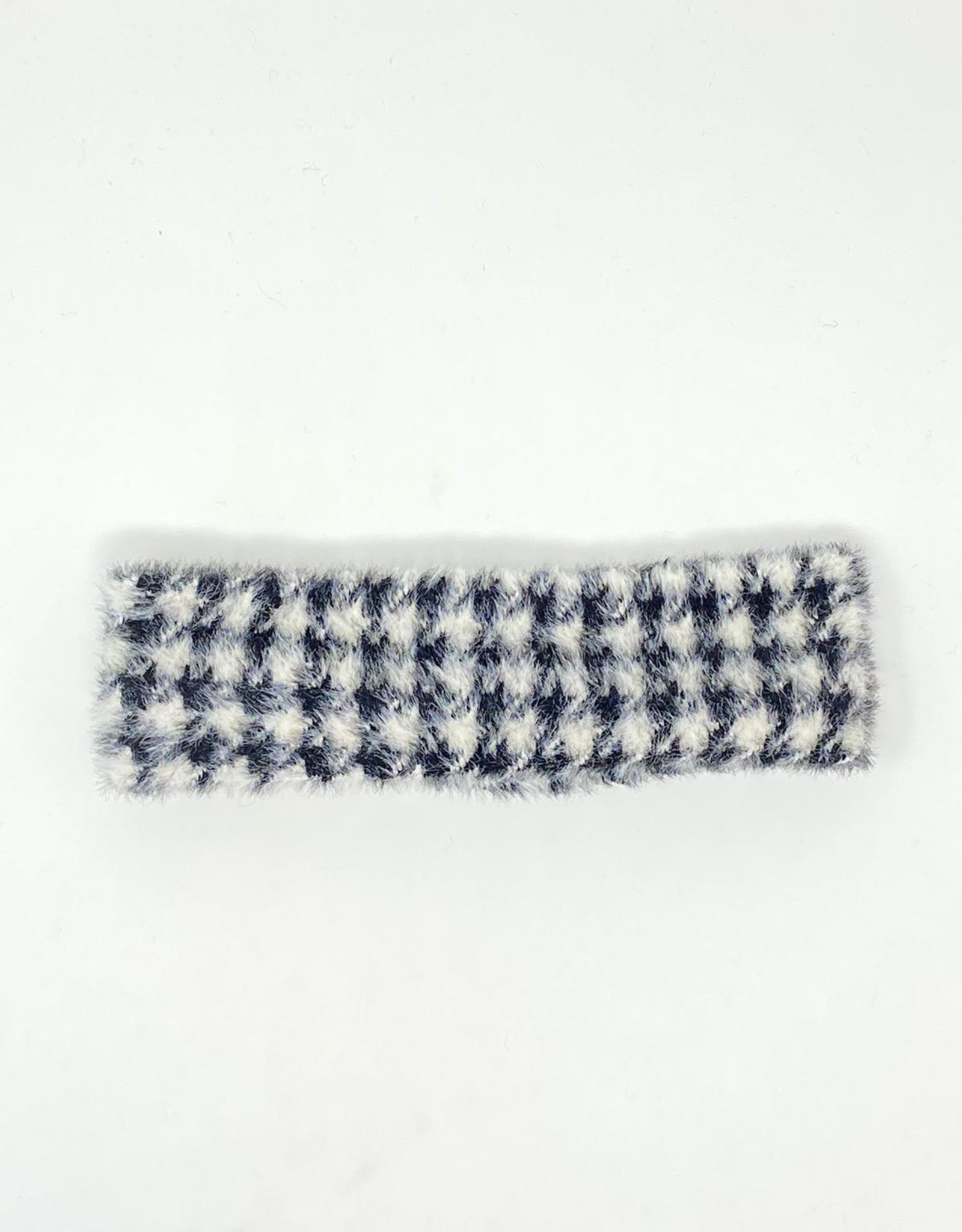 Dacee Dacee Houndstooth Winter Girls Headwrap