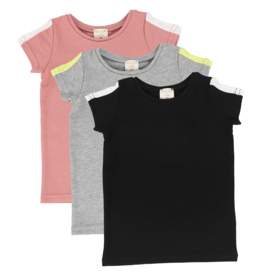 Analogie ANALOGIE SHORT SLEEVE LINEAR TEE