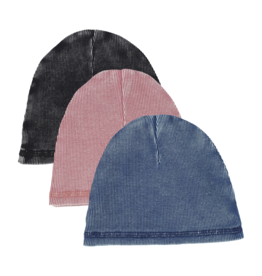Analogie ANALOGIE DENIM WASH BEANIE