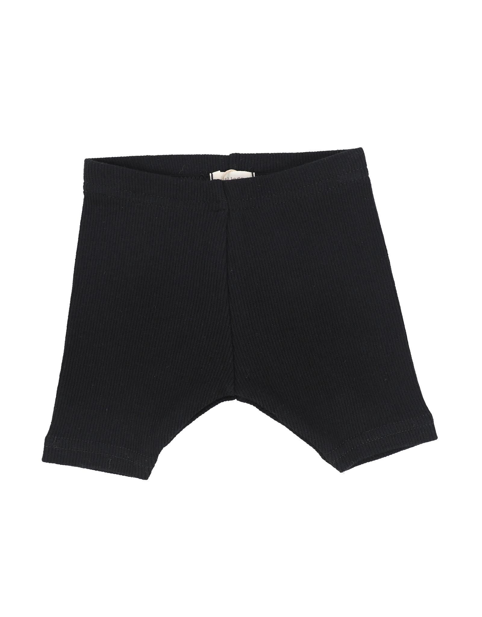 LIL LEGS Lil Legs Rib Shorts Basic Colors