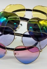 M&M M&M Heart Sunglasses Headband