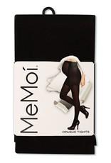 Memoi Memoi Maternity 80 Denier Comfort Top Opaque Tights