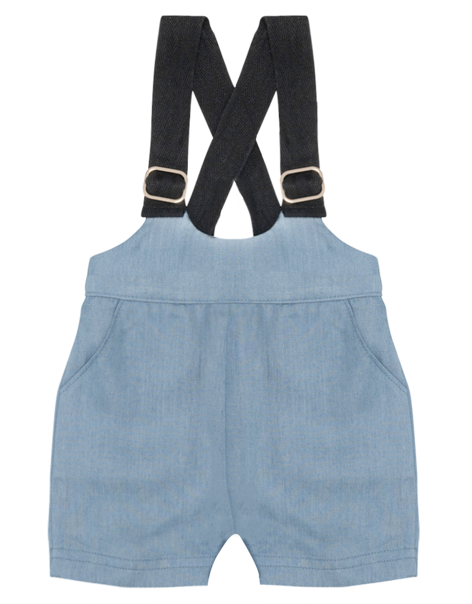 Pronto Pronto Baby Overall with Pockets