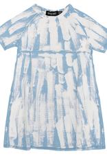 Space Grey Space Grey Rib TieDye Strokes Dress