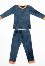 Space Grey Space Grey Waffle TieDye Pajamas