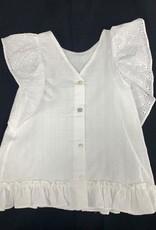 Babidu Allegra Ruffle Dress
