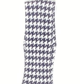 PinkDotNY PinkDotNY Big Houndstooth Pleated Band