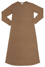 Pronto Pronto Ribbed with Shimmer Stripe NightGown