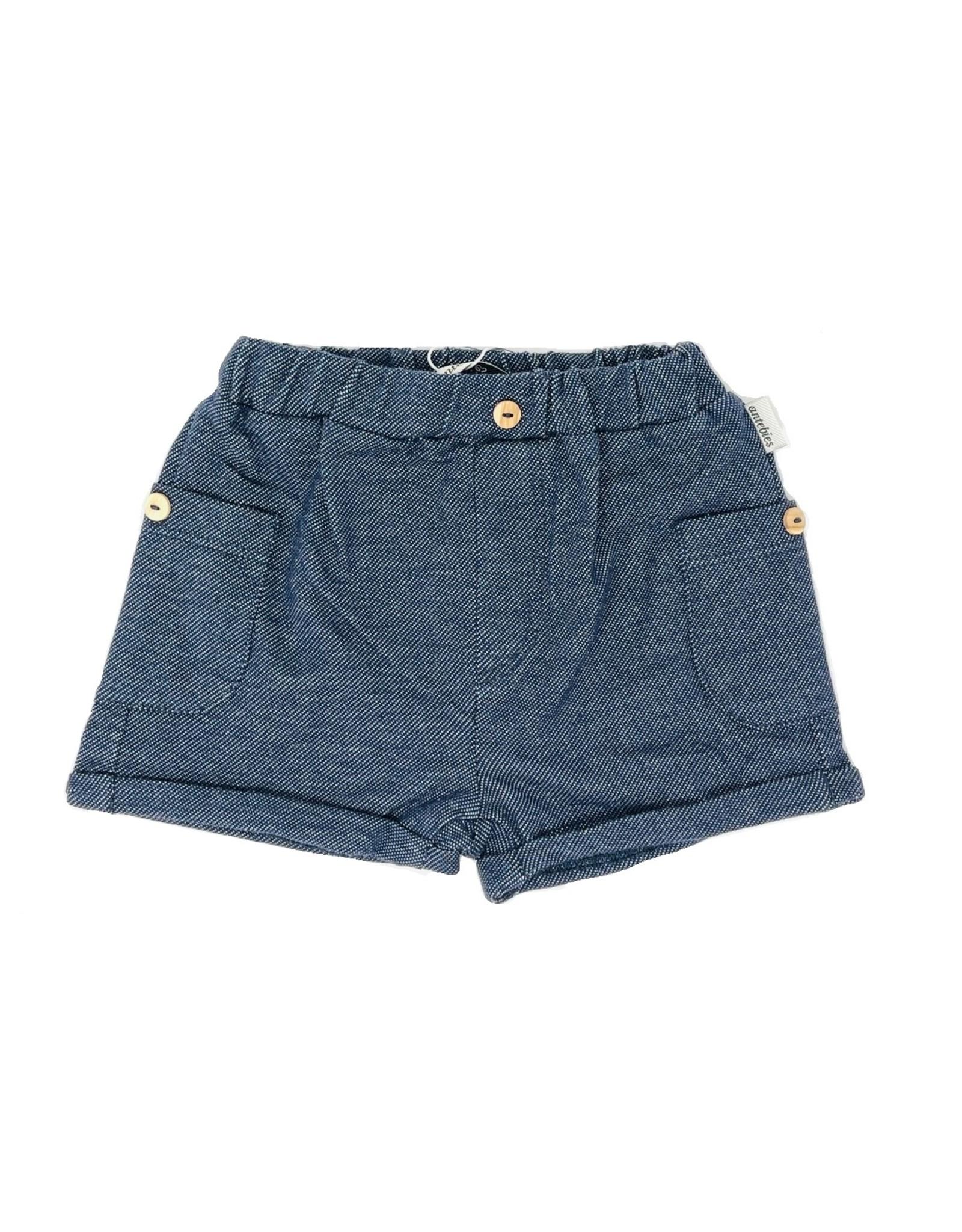 antebies antebies Denim Shorts