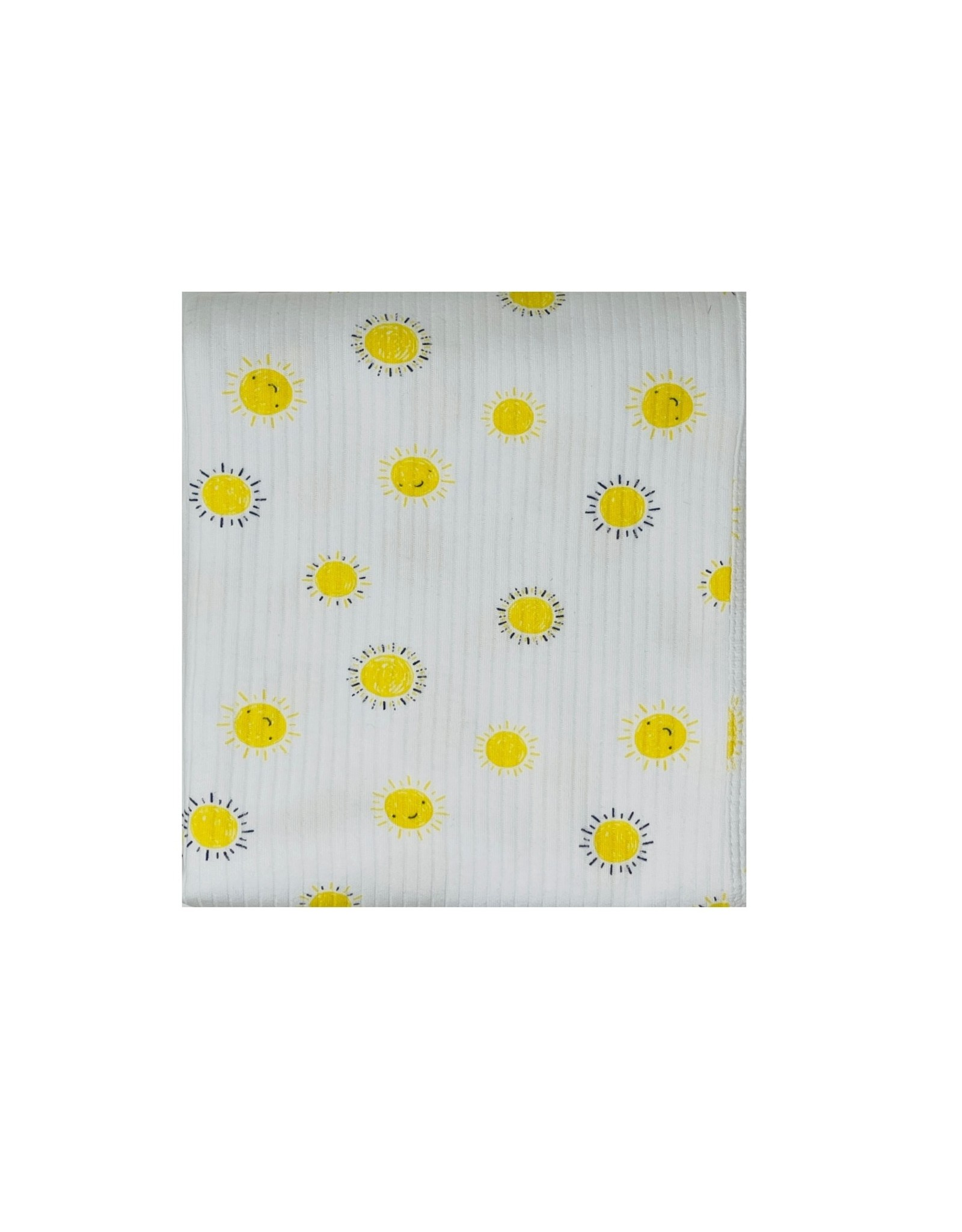 antebies antebies Ribbed Sunshine Blanket
