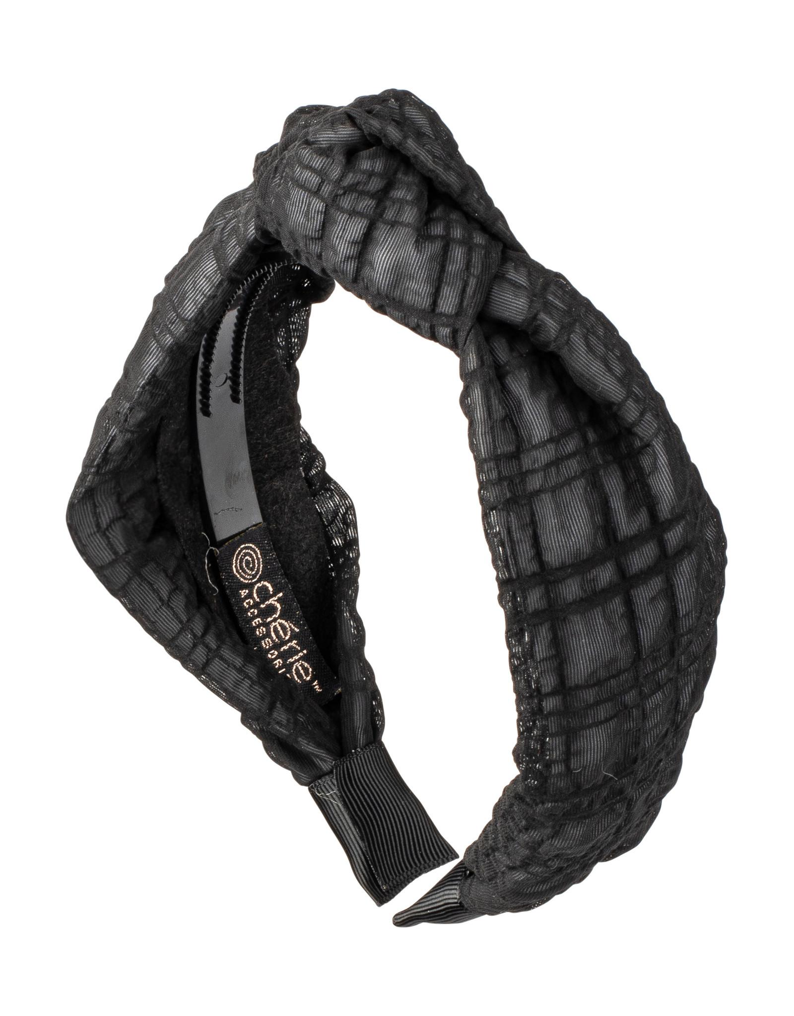 Cherie Cherie Crinkle Knot Headband