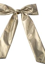 Cherie Cherie Light Leather Bow Clip