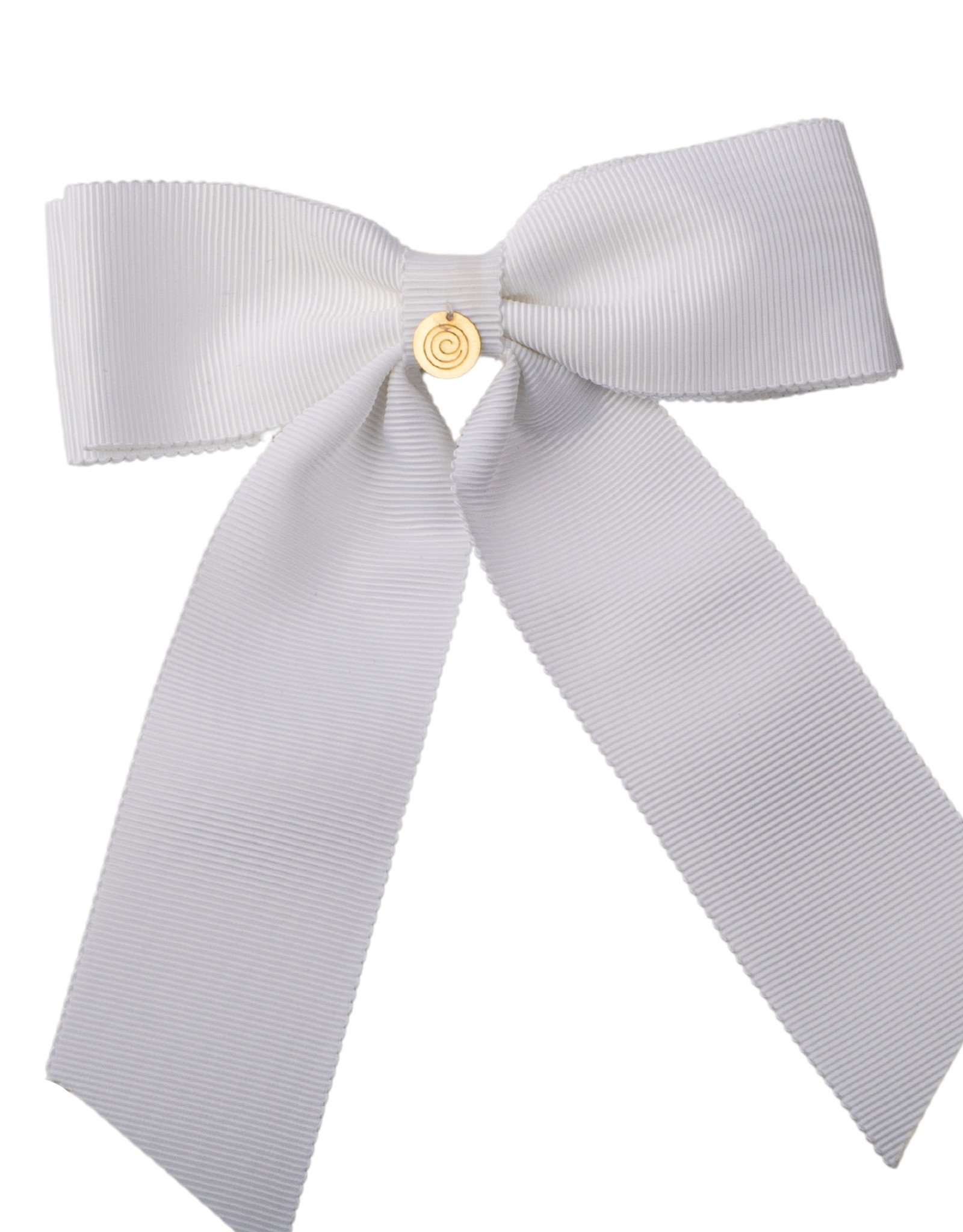 Cherie Cherie Grosgrain Double Bow Clip