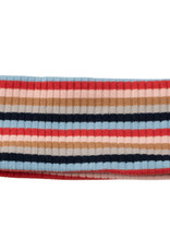 Cherie Cherie Girls Striped Ribbed Band