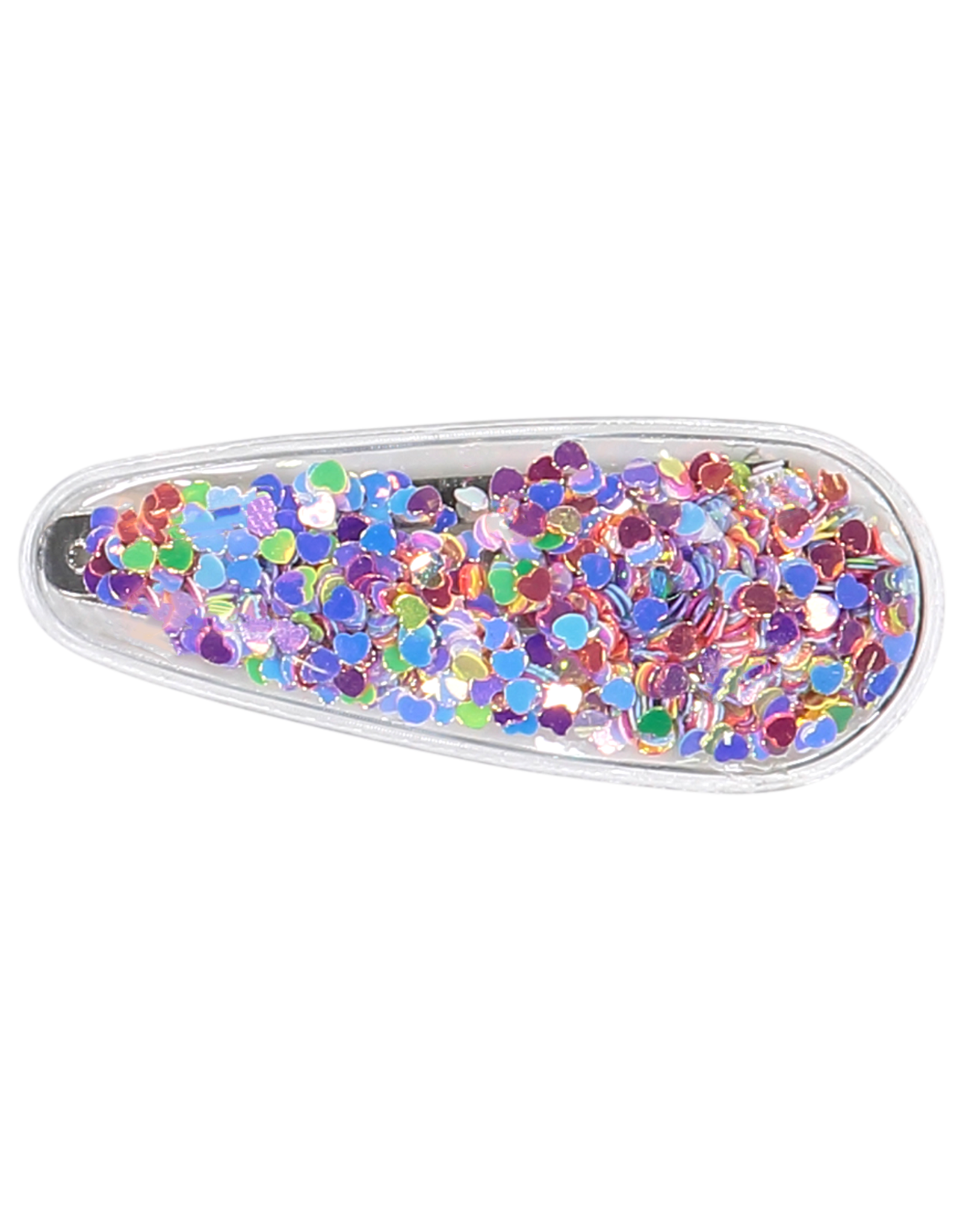 Dacee Dacee Plastic Sequin Snap Clip