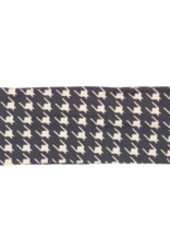 Dacee Dacee Houndstooth Ladies HeadWrap