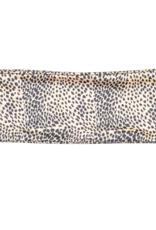 Dacee Dacee Silk Leopard Ladies HeadWrap