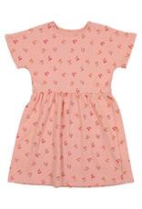 Pouf Pouf Cherry Print Dress