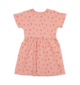 Pouf Pouf Cherry Print Dress