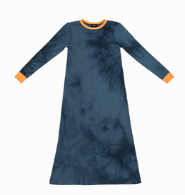 Space Grey Space Grey Waffle TieDye NightGown