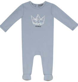 Small Moments Small Moments Prince/Princess Crown Footie