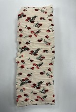Dacee Dacee Mix Ribbed Floral Ladies HeadWrap