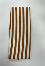 Dacee Dacee Striped Ribbed Ladies HeadWrap