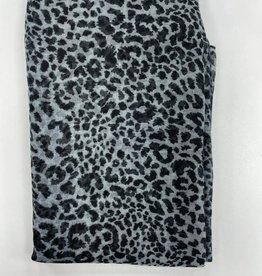 Revaz Revaz Small Leopard Print Scarf (Flat Square)