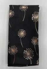 Revaz Revaz Foil Flowers Scarf (Flat Square)