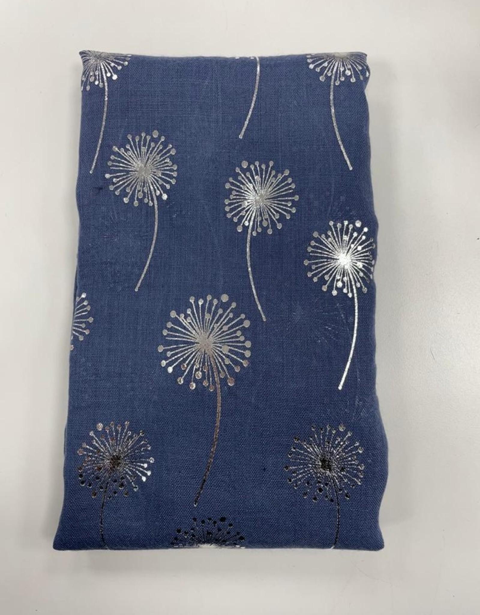 Revaz Revaz Foil Flowers Pre-Tied Headscarf