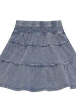 FIVE STAR Five Star Tiered Aline Skirt