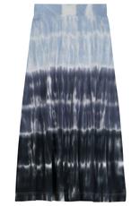 BLA BLA Bla Bla TieDye Ombre Long Aline Skirt