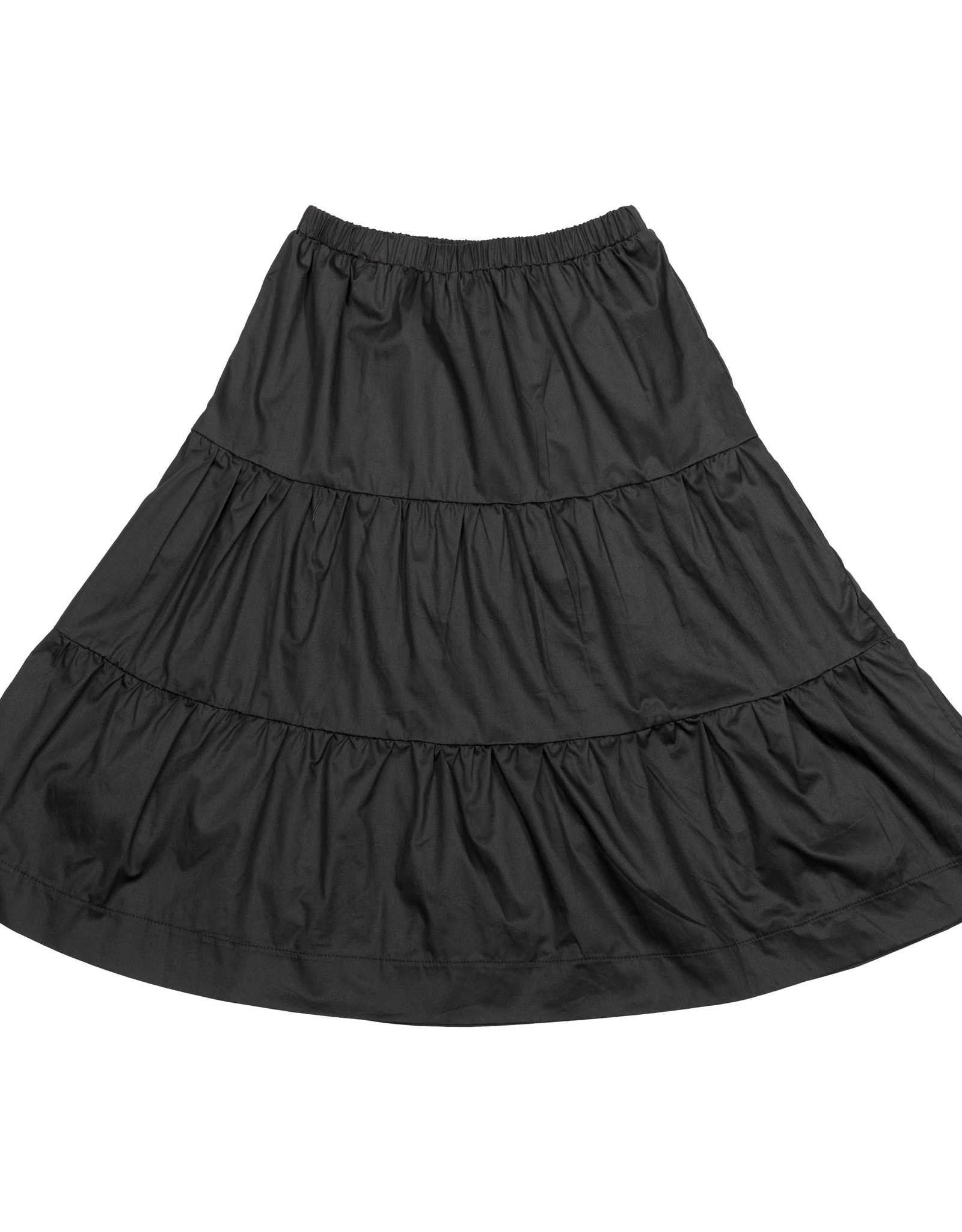UNCLEAR Unclear TEEN Tiered Belvedere Skirt