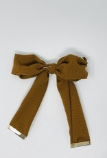 Dacee Dacee Crinkle Metal Clamp Bow Clip
