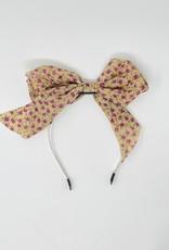 Dacee Dacee Floral Printed Headband