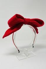 Dacee Dacee Muslin Bow Headband