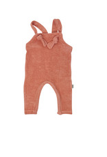 antebies antebies Knotted Terry Overalls
