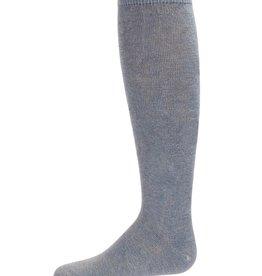 Memoi Memoi Acid Wash Knee Sock