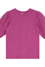 FIVE STAR Five Star Bubble Sleeve 3/4 Sleeve Top