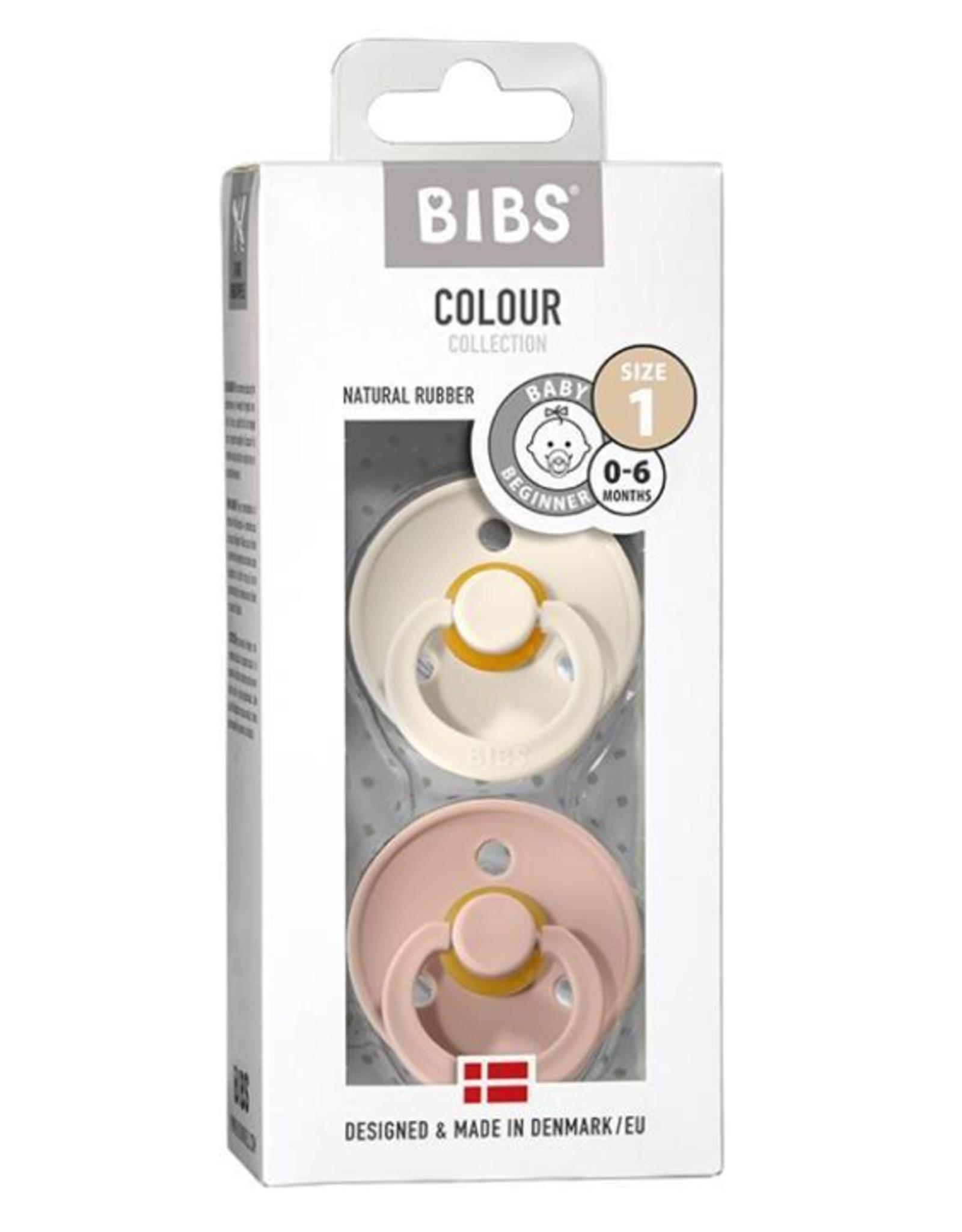 BIBS BIBS Pacifier 2 Pack