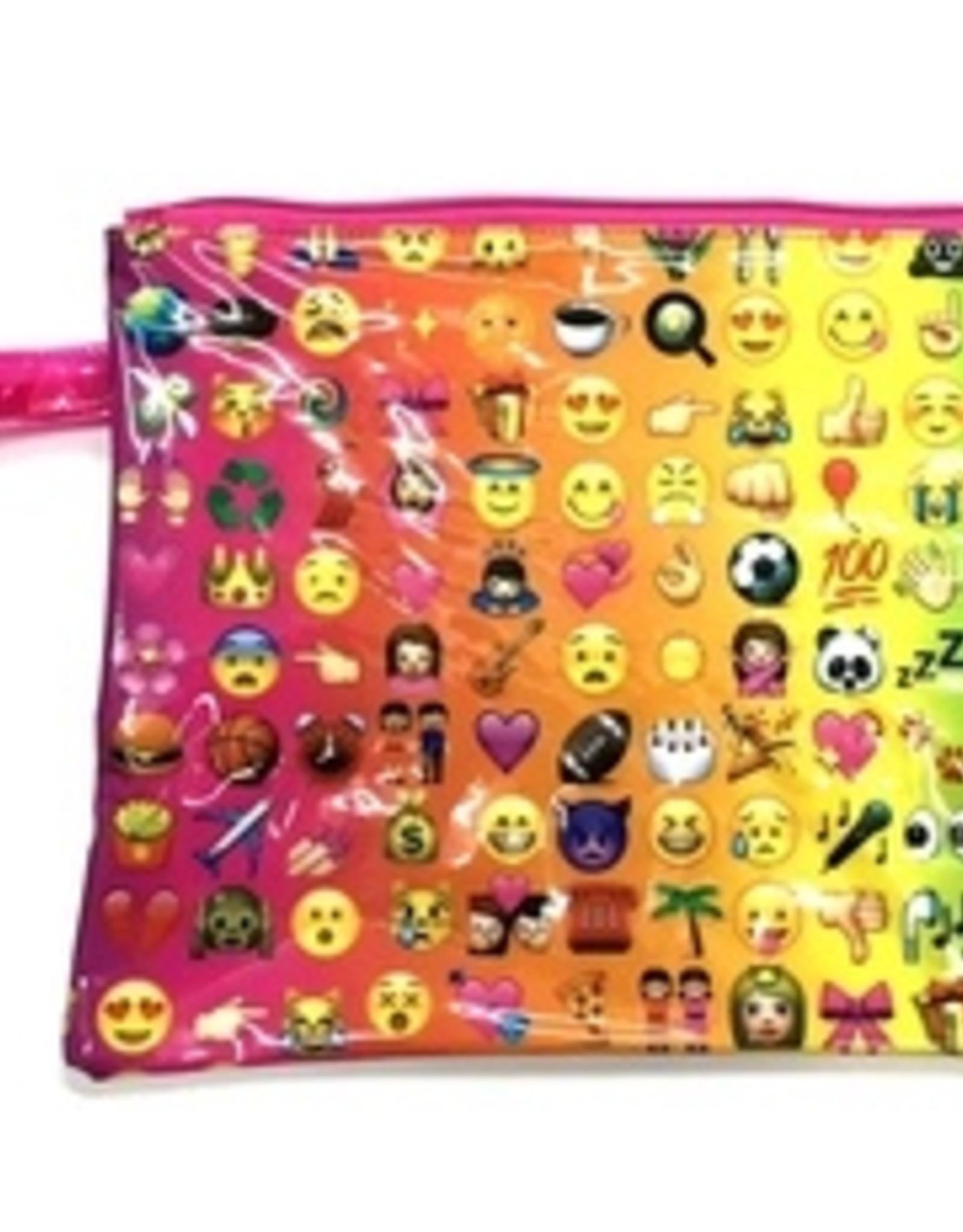 Bunk Junk Bunk Junk Multi Emoji Wet Bag