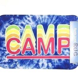 Bunk Junk Bunk Junk Blue TieDye Camp Mat