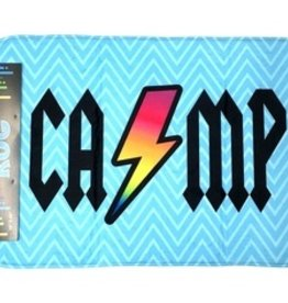 Bunk Junk Bunk Junk Camp Lightening Bolt Mat