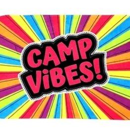 Bunk Junk Bunk Junk Camp Vibes Camp Mat