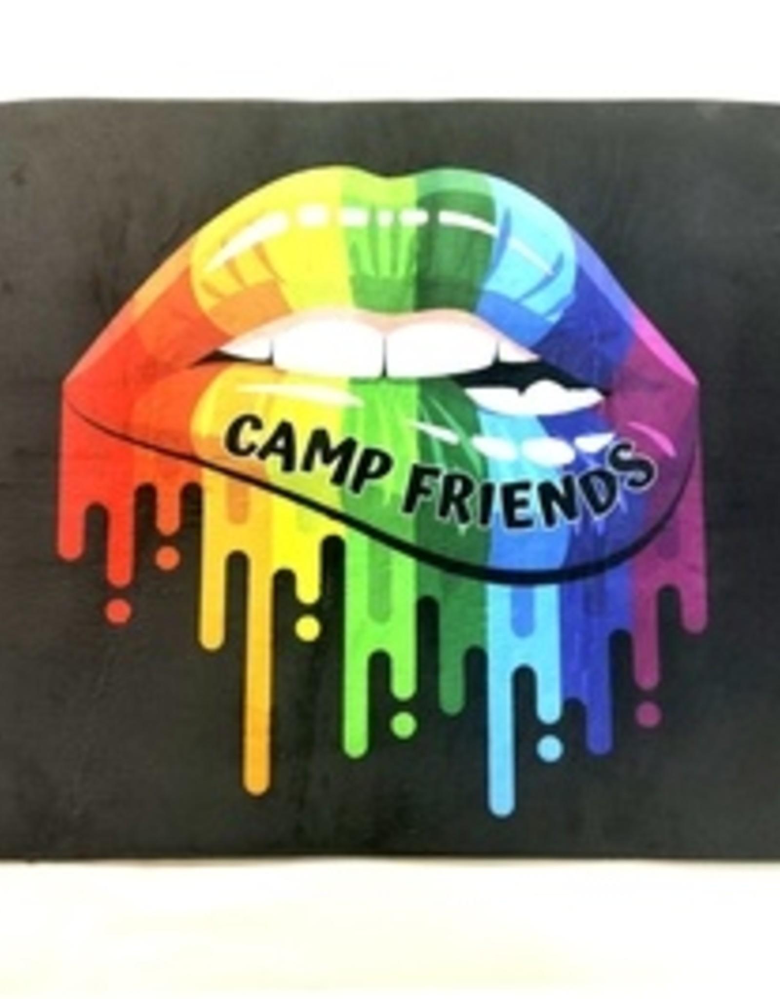 Bunk Junk Bunk Junk Lips Camp Mat