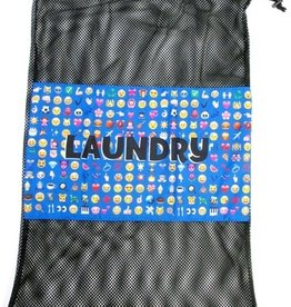 Bunk Junk Bunk Junk Multi Emoji Laundry Bag